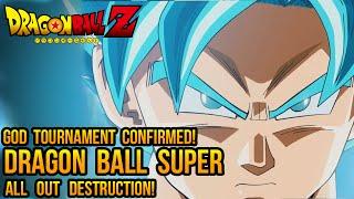 getlinkyoutube.com-Dragon Ball Super:  Universe 6 Story REVEALED!! God Tournament CONFIRMED!