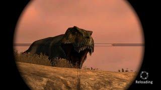 getlinkyoutube.com-Dinosaur Hunter - Max Damage - Carnivores Dinosaur Hunter Reborn
