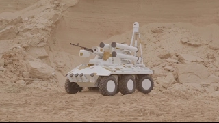 """FANTOM"" Tactical Unmanned Multipurpose Vehicle"