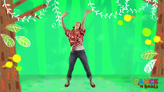 getlinkyoutube.com-Preschool Learn to Dance: Rainforest explorer