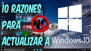 getlinkyoutube.com-TOP 10: Razones para NO actualizar a Windows 10