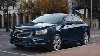 getlinkyoutube.com-2015 Chevrolet Cruze Start Up and Review 1.4 L 4-Cylinder Turbo