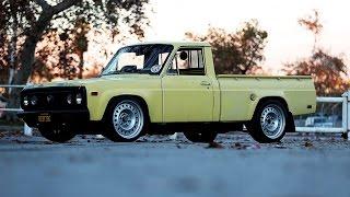1975 - Mazda REPU (Rotary Engine Pick Up)