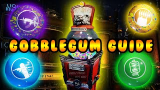 getlinkyoutube.com-Black Ops 3 Zombies - GobbleGum Guide | Opening Liquid Divinium!