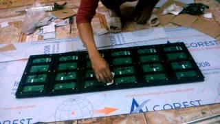 getlinkyoutube.com-Hướng dẫn biển Điện Tử led matrix