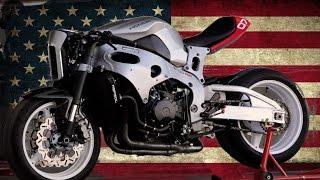 getlinkyoutube.com-Honda CBR 1000RR by Huge Design | Motorcycle ConceptBike Custom Review