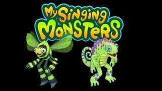 getlinkyoutube.com-DISCOVER OUR NEW ETHERAL MONSTERS...HUMBUG & KAZILLEON My Singing Monsters