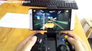 getlinkyoutube.com-Gamepad Bluetooth G910 - Tay cầm chơi game giải trí tuyệt vời cho niềm đam mê.