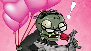 "getlinkyoutube.com-Plants vs. Zombies 2 - ""Feb 14"" Valentine's VALENBRAINZ!"