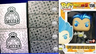 getlinkyoutube.com-Gamestop Black Friday Funko Pop Figures 10 Mystery Box Unboxing & Review Gold Chase 2016 Collection
