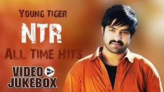 Jr NTR All Time Hits ||  Best Collection || Video Songs Jukebox