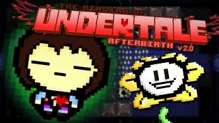 getlinkyoutube.com-CRYING WITH DETERMINATION! | The Binding of Undertale #1