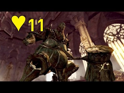  Dark Souls - S6 - #11 Bruno vs Smough and Ornstein