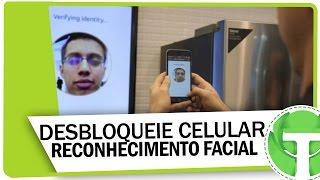 getlinkyoutube.com-Como desbloquear o celular usando o reconhecimento facial