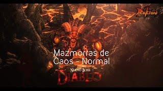 Rakion - Mazmorras de Caos Normal Boss Diablo ᴴᴰ