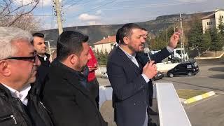 Nevşehir Milletvekili Açıkgöz, Tatlarin'de seçim çalışmasına katıldı
