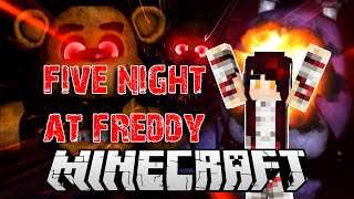 getlinkyoutube.com-Minecraft Horror Map: five nights at freddy's
