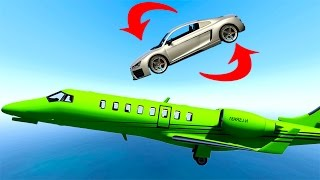 getlinkyoutube.com-ULTIMATE CAR FLIP CHALLENGE! (GTA 5 Mods)
