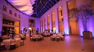peabody essex museum up lighting sample 1 youtube