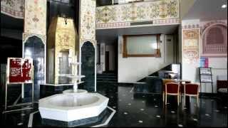 Lobby at Hotel Raj Vilas Palace, Bikaner
