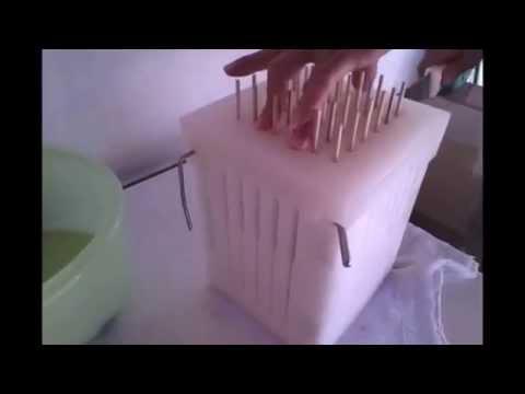 Formadora para Espetinhos manual (video enviado pelo comprado - P1)