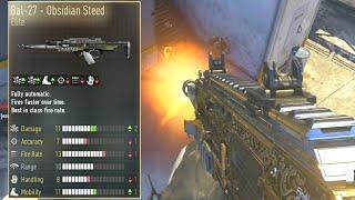 "getlinkyoutube.com-""BAL-27 - Obsidian Steed"" (Elite Weapons of Advanced Warfare)"