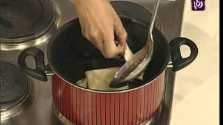 getlinkyoutube.com-الشيف غادة التلي تطبخ التمرية السريعة - رؤيا | Roya