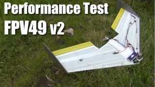 getlinkyoutube.com-FPV49 v2 Performance Test No. 1