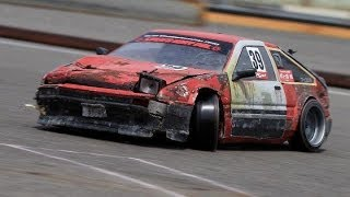Russian RC drift