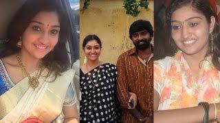 getlinkyoutube.com-Vani Rani Serial Actress Dimple (Neelima Rani) Biography | Friends and Family Photos |
