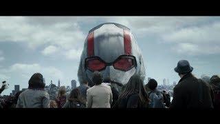 Ant-Man et La Guêpe - Première bande-annonce (VF) width=