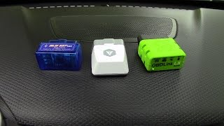 getlinkyoutube.com-Carputer Part 2 - OBD2 Dongles