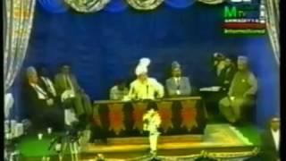 Mirza Tahir Ahmad - Alkohol vodi ka drogi i uništenju