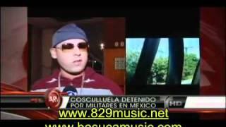 getlinkyoutube.com-cosculluela- detenido en mexico por militares