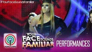 """Your Face Sounds Familiar: Jay R as Beyoncé - """"Single Ladies"""""""