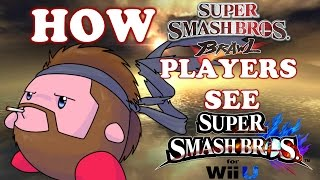 getlinkyoutube.com-How Brawl Players See Smash 4