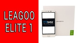 Leagoo Elite 1 - Review of a powerful beauty
