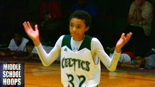 getlinkyoutube.com-Jaelen House A Star is Born - Drops 29 points at AAU Nationals - Class of 2019 Basketball