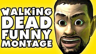 getlinkyoutube.com-The Walking Dead Funny Montage!