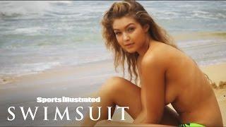 getlinkyoutube.com-Gigi Hadid Intimate Photoshoot 2015 | Sports Illustrated Swimsuit