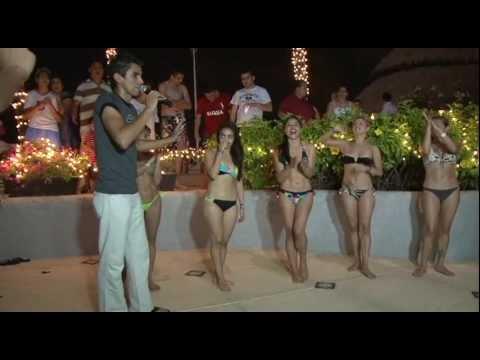 Bikini Contest @ 7th Acapulco Salsa Bachata Congress