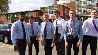 getlinkyoutube.com-Chis and Sid does Uptown Funk! (CSGS Year 13 Leavers Video)