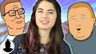 getlinkyoutube.com-King Of The Hill Theory - Bobby Hill's Real Dad - Cartoon Conspiracy (Ep. 50)