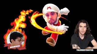 getlinkyoutube.com-VEGETTA777 ARDE Y MEXIVERGAS LE SALVA DE ZORMAN