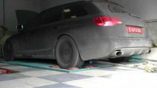 getlinkyoutube.com-Reprogrammation moteur Audi RS6 V10