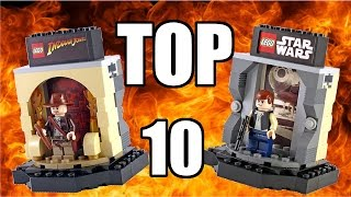 getlinkyoutube.com-TOP 10 RAREST LEGO SETS OF ALL TIME (HD)!!!