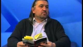"getlinkyoutube.com-Novo !!! Jugoslav Petrušić - TV AS - Odgovor na knjigu Mileta Novakovića ""Otmica"""