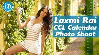 getlinkyoutube.com-Laxmi Rai Photo Shoot For CCL Calendar | Kerala Strikers Brand Ambassador
