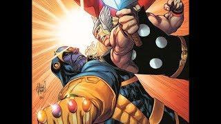 Thor vs. Thanos - Full Analysis