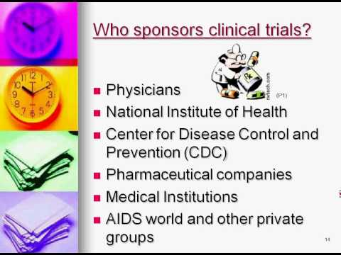 Clinical Trials Part 1